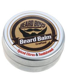 Beard Boys Beard Balm Spiced Citrus & Sandalwood 60g