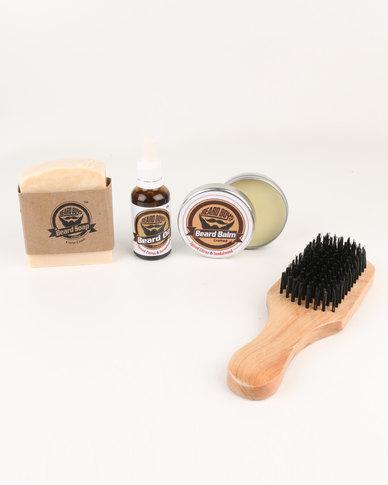 Beard Boys Beard Grooming Start-up Kit