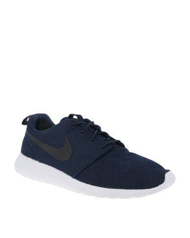 quality design bf9c7 00ac6 Nike Roshe One Navy Blue
