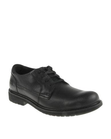 00a9a21abdb30 Caterpillar Cason Shoe Black   Zando