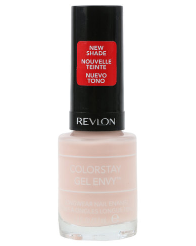 Revlon ColorStay Gel Envy Nail Enamel Up Charms Sheer Pink ...