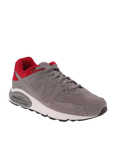 2fbe3cde00 Nike Air Max Command Leather Sneaker Grey | Zando