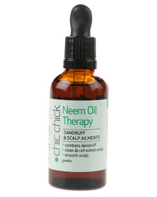 Chic Chick Neem Oil Therapy 50g Dropper Bottle