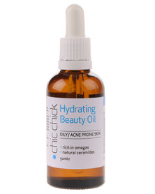 Chic Chick Hydrating Beauty Treatment Oil 50g Dropper Bottle