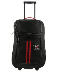 Cutter & Buck Onboard Roller Bag Black
