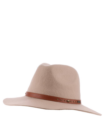 99c5fc3f52aaf Billabong Wentworth Felt Hat Oatmeal