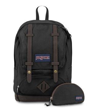 JanSport Baughman Backpack Black cca80c8e70