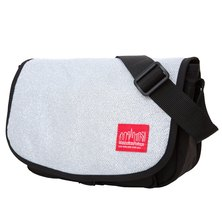 Manhattan Portage Midnight SoHoBo Bag Grey
