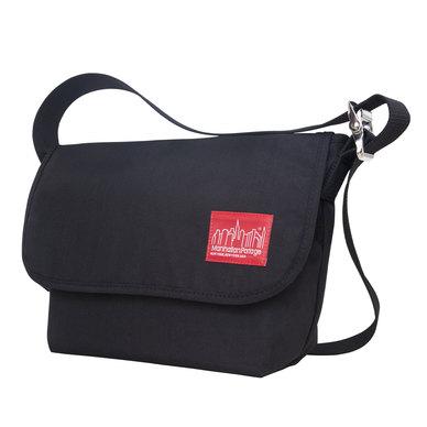 Manhattan Portage Vintage Messenger Bag Black
