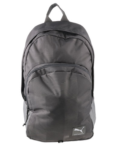 2a8e7a7658d707 Puma Academy Backpack Grey | Zando