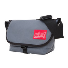 Manhattan Portage Straphanger Messenger Bag Grey
