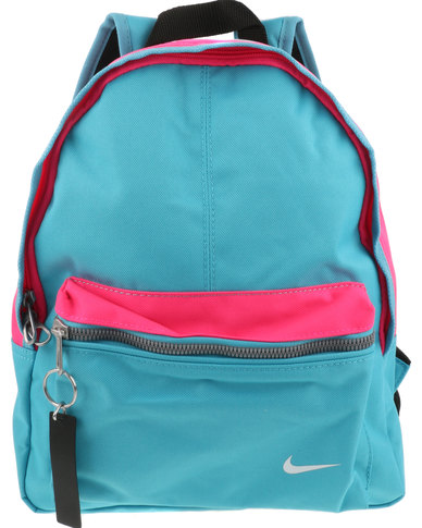 f4d127b2ba Nike Young Athletes Classic Backpack Blue Pink