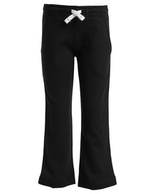 Miss Molly Track Pants Black