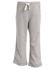 Miss Molly Track Pants Grey