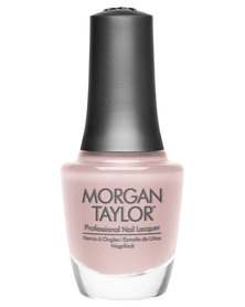 Morgan Taylor Prim-rose & Proper Pink Taupe Creme