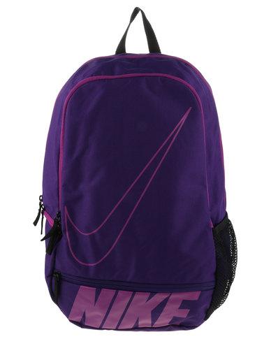 Nike Classic North Backpack Purple