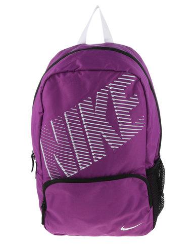Nike Classic Turf Backpack Purple
