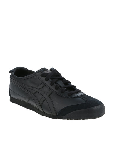 new product 4eae1 493ad Onitsuka Tiger Mexico 66 Black