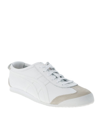 on sale d64c1 b1dc7 Onitsuka Tiger Mexico 66 White