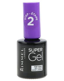Rimmel Super Gel Nail PolishTop Coat