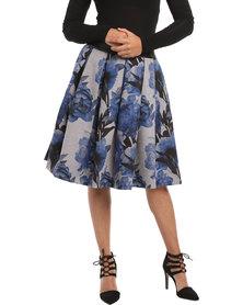 Game of Threads Midi Skirt