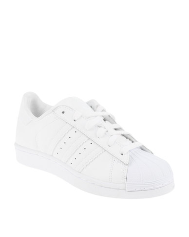 adidas Superstar Sneaker White