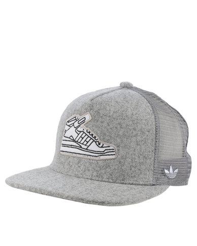 adidas Trucker Cap Grey  dac818f5290d