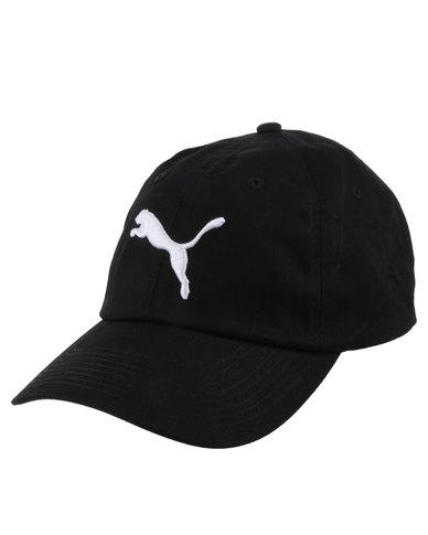 d1057c1cc57 Puma ESS Cap Black