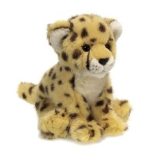WWF Cheetah Teddy Plush Toy