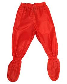 Muddie Buddies Crawler Pant Red