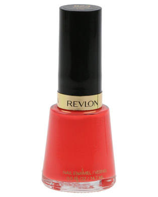 Revlon Orange Flip Revlon Nail Ena...