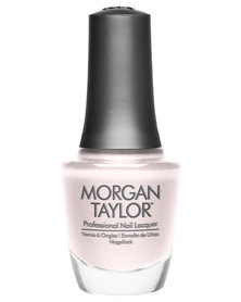 Morgan Taylor Nauti-cal Girl White Frost