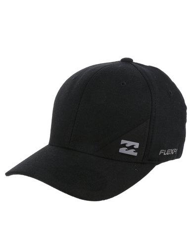 best website 55514 ede00 ... where to buy billabong station flexfit cap black ccb24 591d5