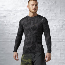 Workout Ready Compression Long Sleeve Top