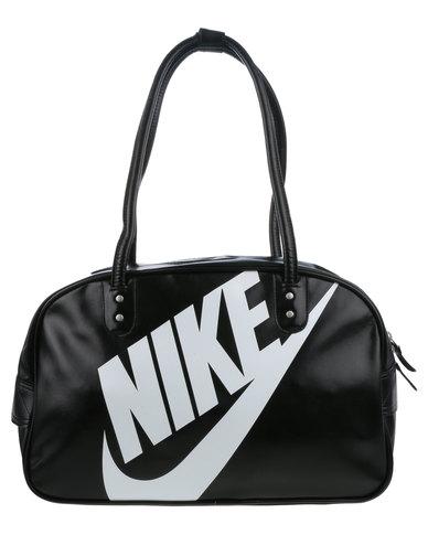 Nike Heritage Si Shoulder Club Black  a923ff26d7e