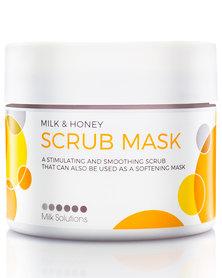 Milk & Honey Scrub Mask