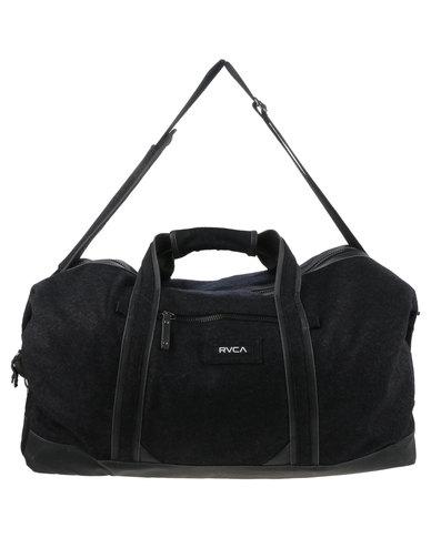 RVCA Oakwood Duffle Bag II Black  eddd5e540abfc