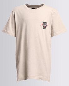 Billabong Ranger Shirt Sleeve Tee Sky Grey
