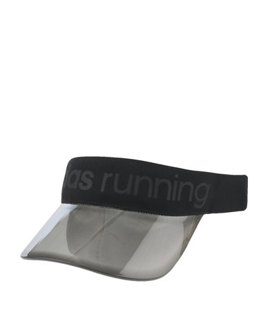 479c63ce3812dc adidas Performance Run Climalite Visor Black | Zando