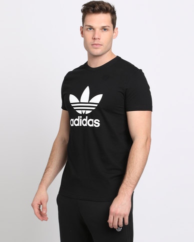 adidas | Trefoil Black Tee Tee Black | cd5d1bd - rogvitaminer.website