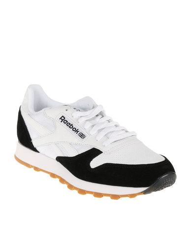 290ec6dd1e84 Reebok x Kendrick Lamar Classic Leather Split Personality Pack White ...