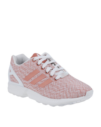 official photos 14e62 1cae9 adidas Zx Flux Pink Melange
