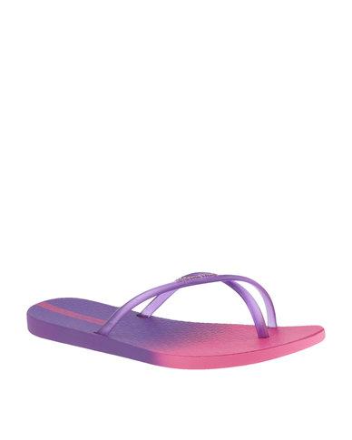 72147906a31c Ipanema Fit Summer Fem Sandal Purple