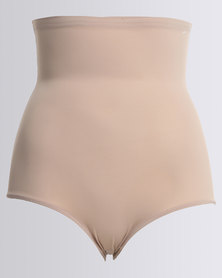 Playtex Smooth & Sleek Control Panty Nude