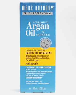 Marc Anthony Argan Oil of Morocco Treatment