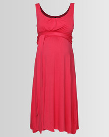 Me-A-Mama Belle Dress Pink