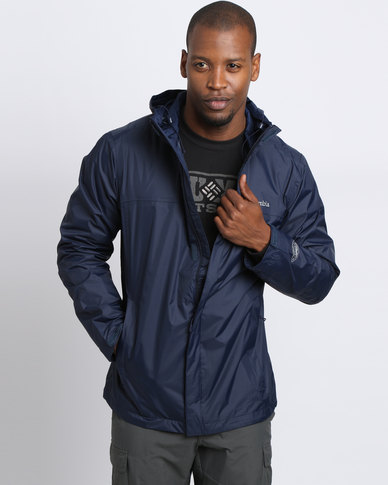 f030d194da9a Columbia Watertight II Jacket Navy