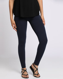 Utopia Basic Leggings Navy