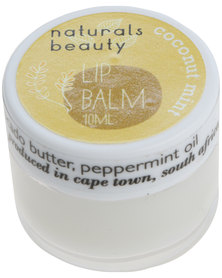 The Essential Collection Coconut Mint Lip Balm