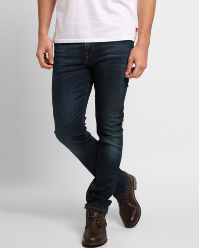4d45ab8645fc Levi s® 510™ Skinny Fit Jeans Blue Canyon